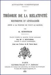 relativite generale einstein