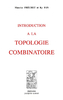 FRÉCHET et Ky FAN : Introduction à la topologie combinatoire, 1946